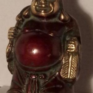 Buddha rieur