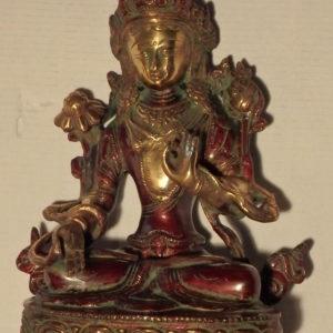 Tara Bronze bicolore